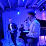 Gerben, Roun und Axel beim Open Piano in Hamburg