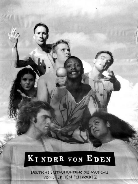 Kinder von Eden Plakat 2000 Foto: https://www.jenskoch-tv.de/